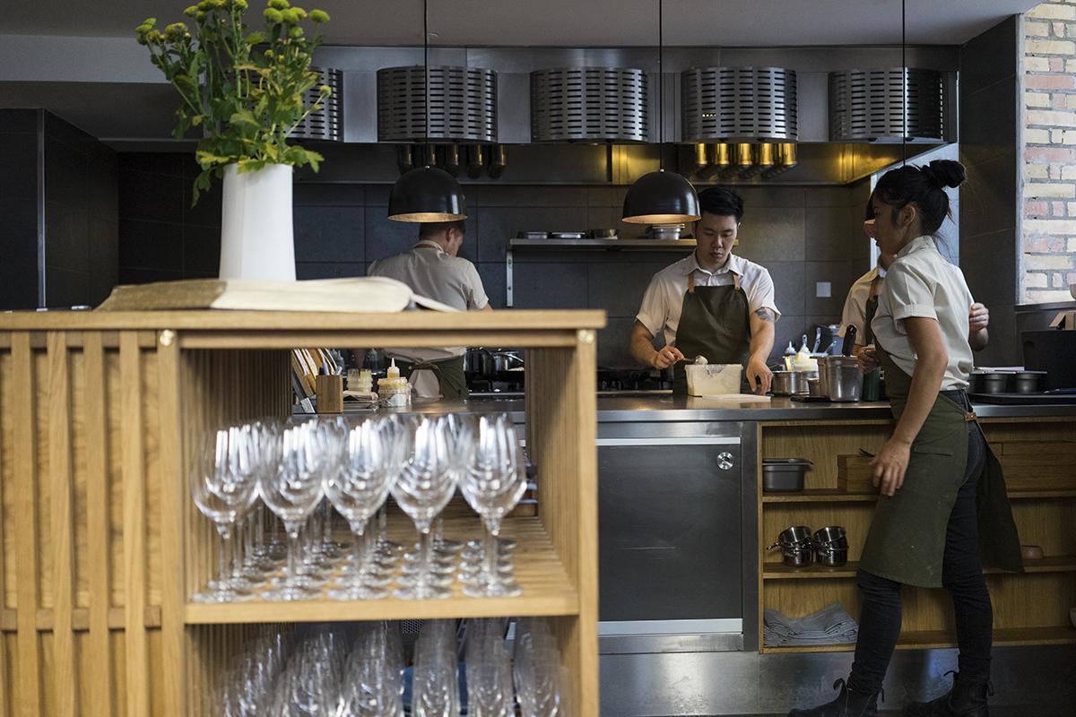 Restaurant Relæ Copenhagen