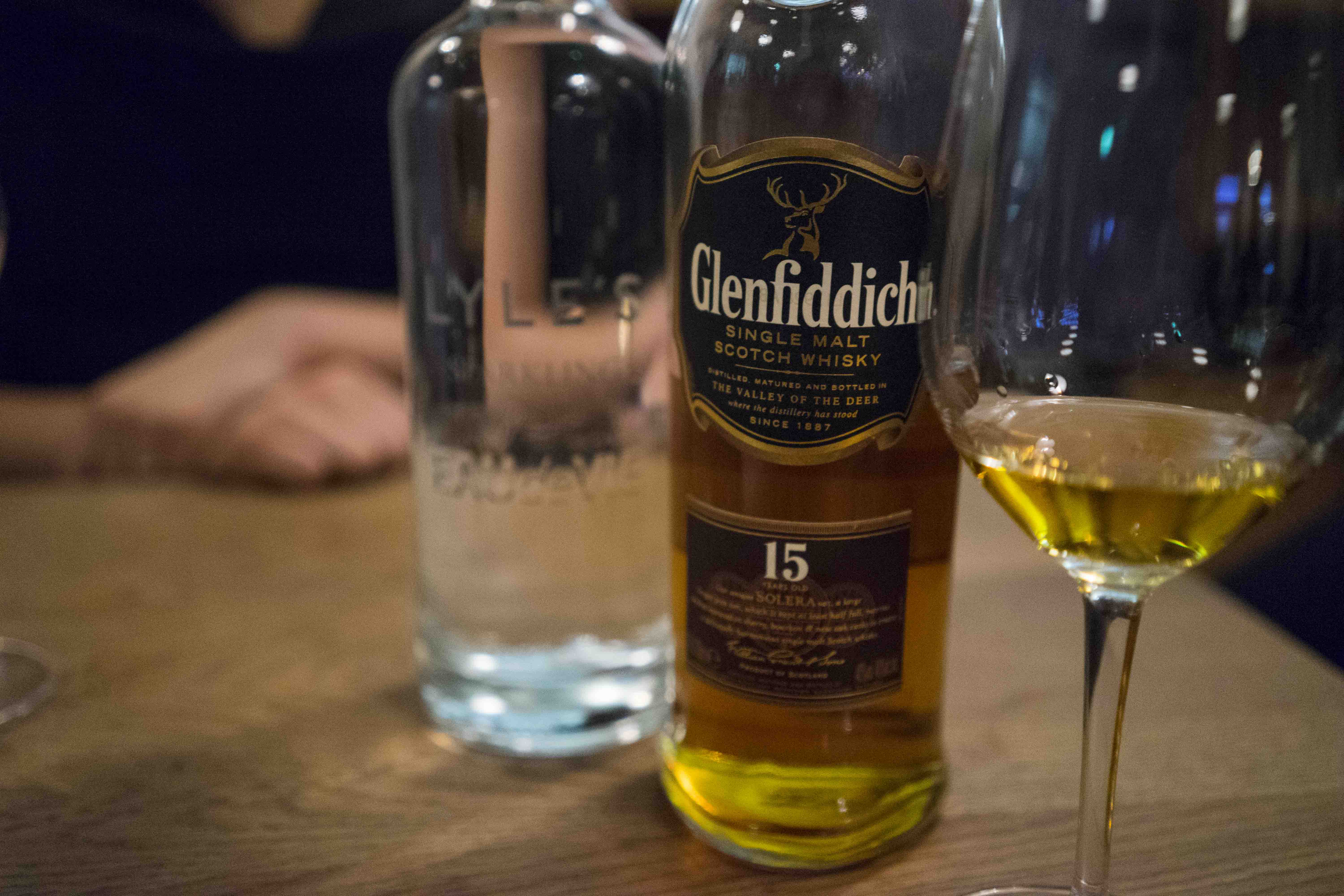 Lyles Game Night, Glenfiddich 15 Year Old Solera