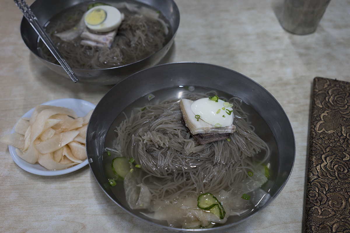 Naengmyeon