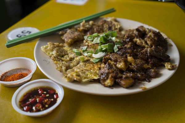 Guide: Street food in Singapore