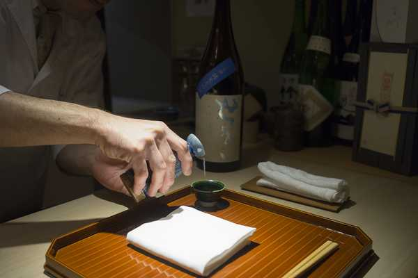 Let the team at Kihuu choose some sake