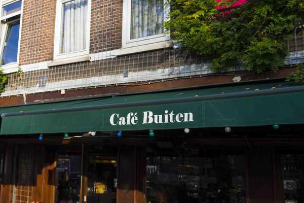 Cafe Binnen Buiten