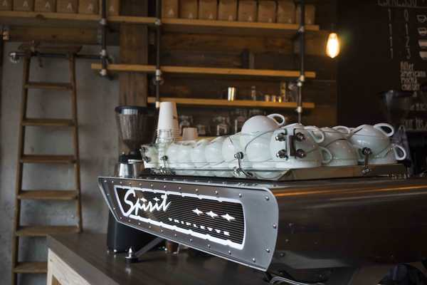 Spirit coffee machines are taking over Berlin