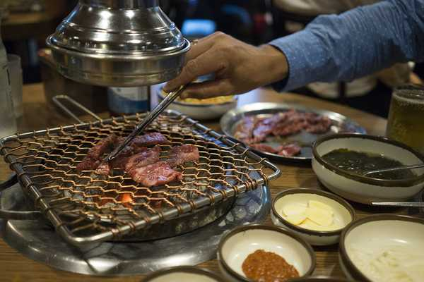 72 hours of Seoul Searching Food