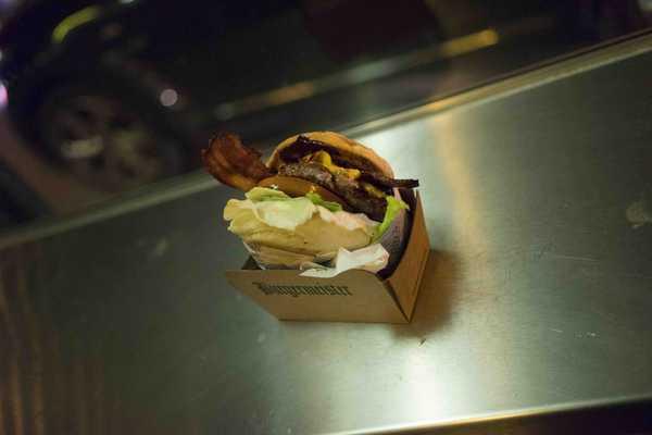 The best little burger in Berlin