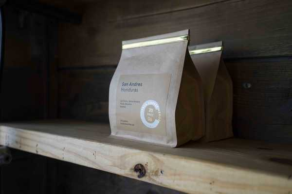 Kaschk serves up coffee from local roasters Bonanza