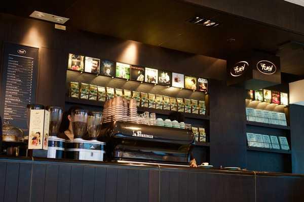 Fuel Espresso HK