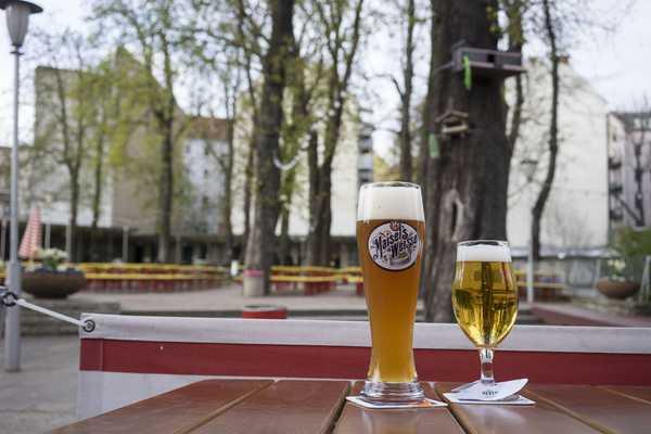 Prater Garten Berlin