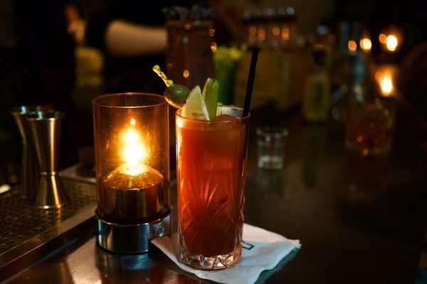 Ham and Sherry (Back Bar)