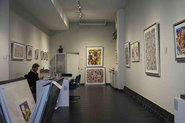 Okker Art Gallery