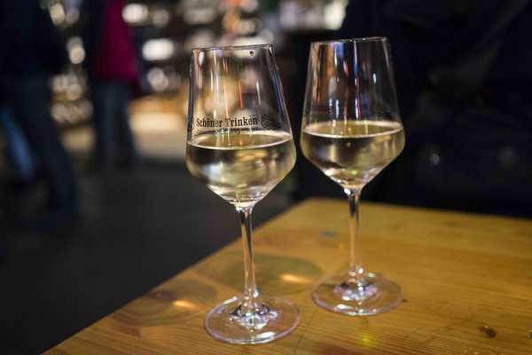 Wine tasting/drinking