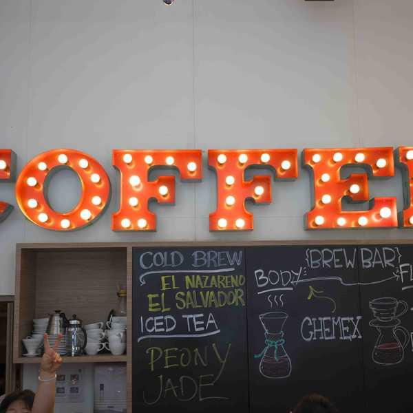 Singapore Cafes