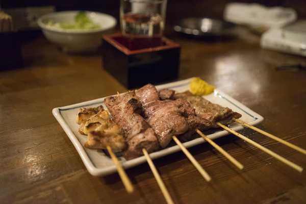 Guide: Tokyo Yakitori