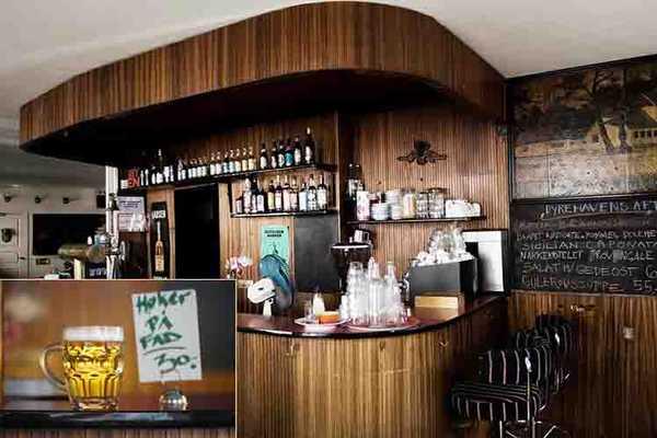 Café Dyrehaven