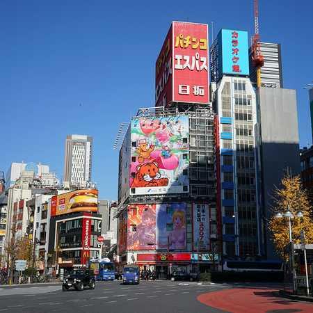 Shinjuku Neighbourhood Guide