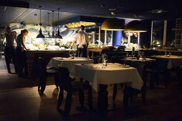 Bluespoon Restaurant (Andaz Hotel)