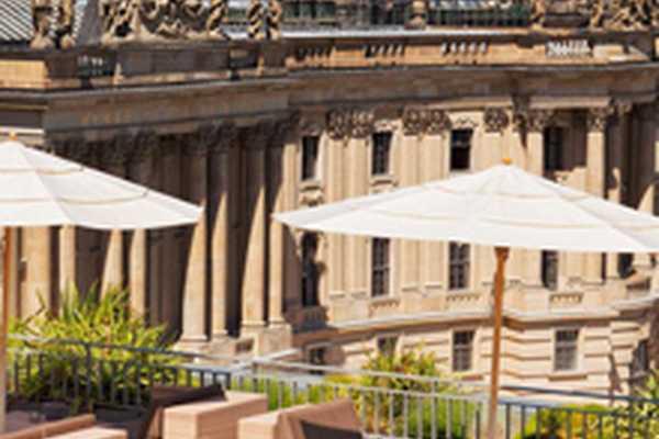 Rooftop Terrace @ Hotel de Rome